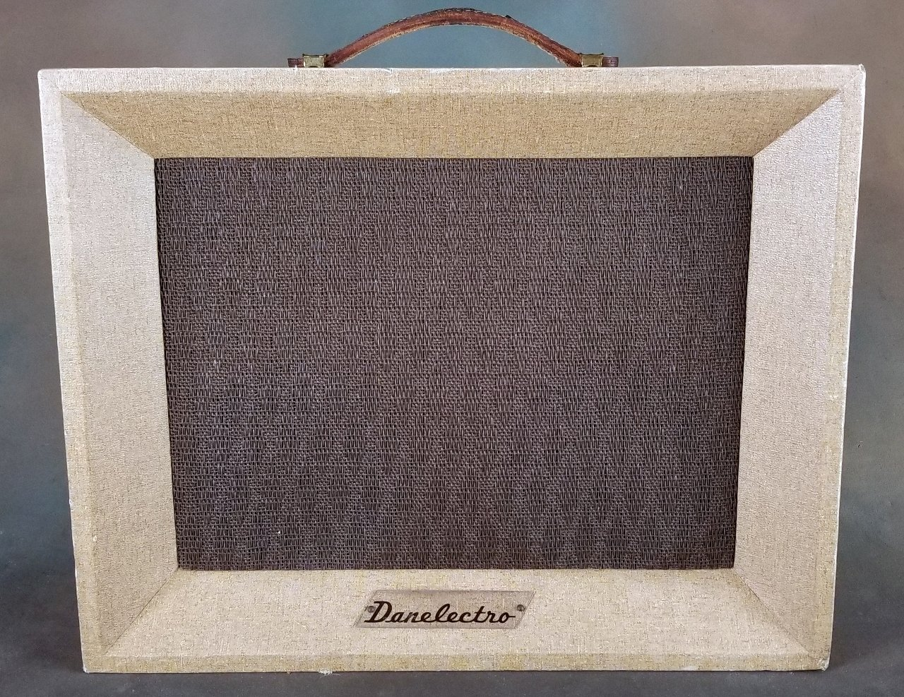 60s Danelectro Corporal Model 132 Amplifier
