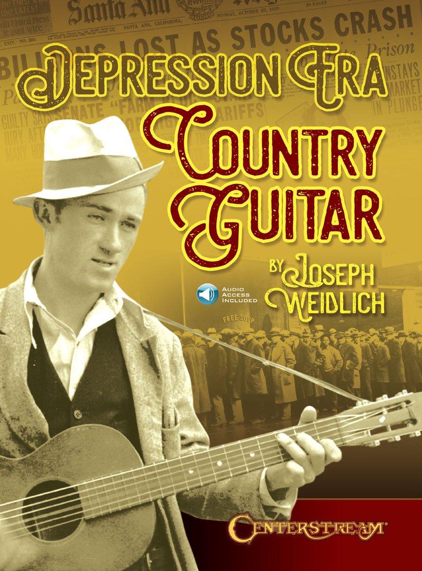 Depression Era Country Guitar