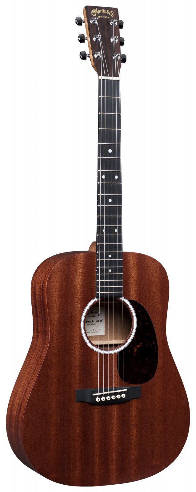 Dreadnaught Junior Sapele w/Electronics