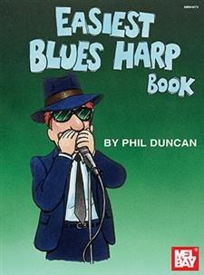 Easiest Blues Harp
