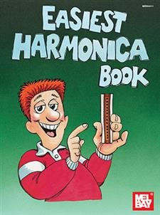 Easiest Harmonica Book