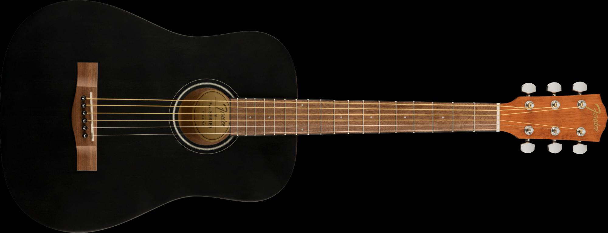 Fender FA-15 3/4 Scale Steel String w/ Gig Bag