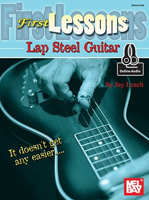 First Lessons Lap Steel (Book + Online Audio)