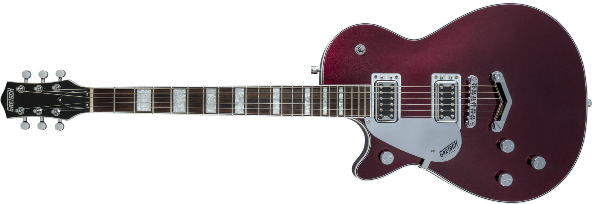 Gretsch G5220LH Left-handed Electromatic Jet BT w/V Stoptail