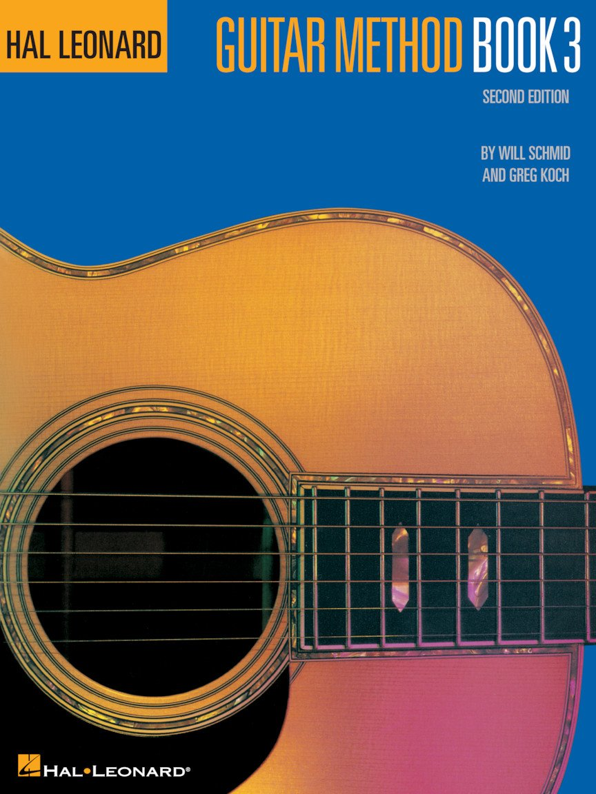 Hal Leonard Guitar Method Book 3 - BOOK ONLY
