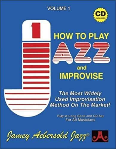 Jamey Aebersold Vol. 1 How to Play Jazz