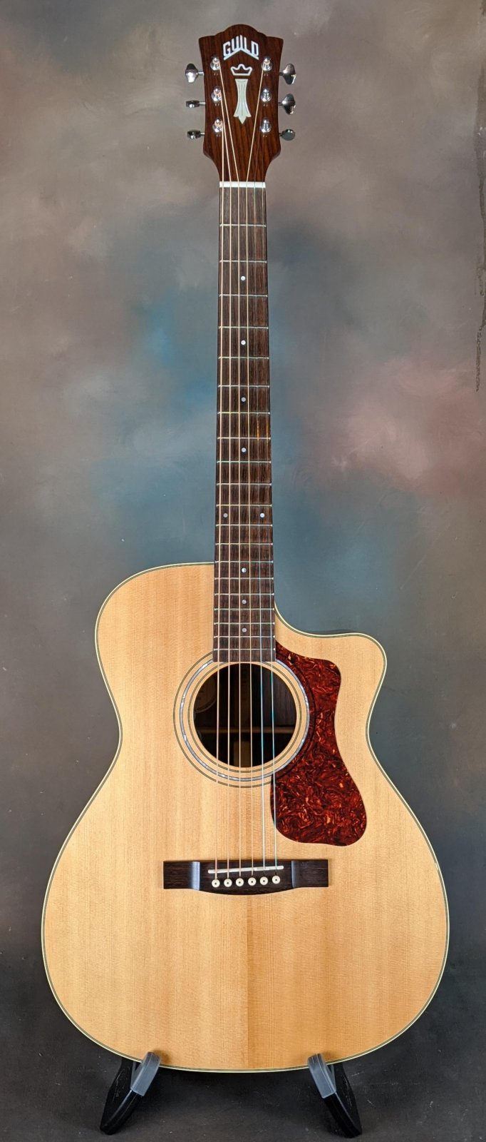 2018 Guild Westerly OM-150CE