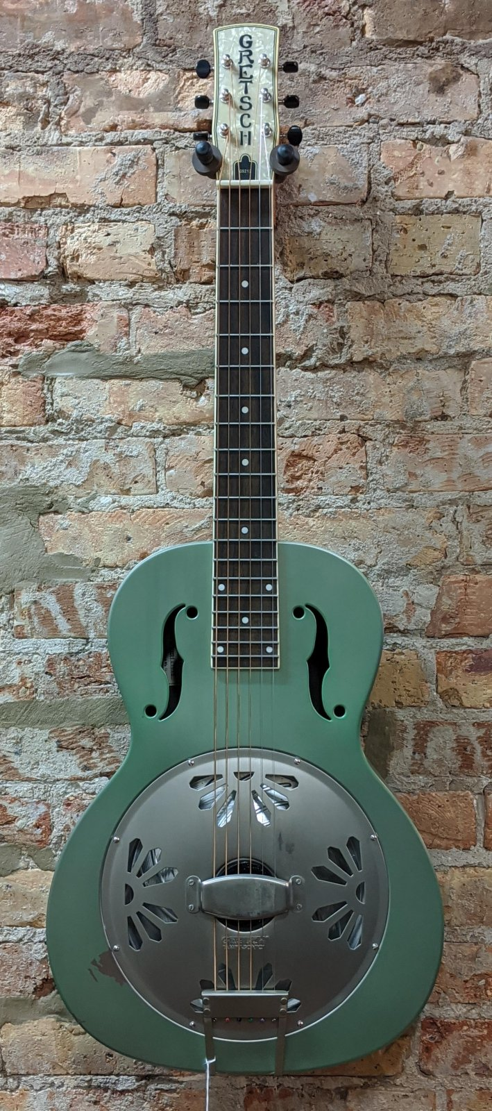 Used Gretsch G9212 Honey Dripper Special Squareneck