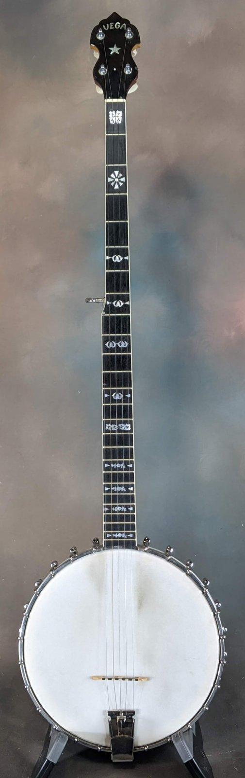 Used Vega Pete Seeger longneck banjo