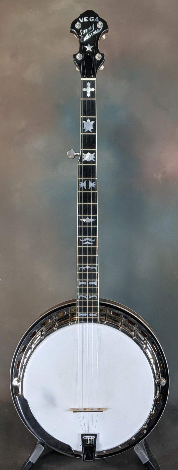 1968 Vega Sonny Osborne 5-String Banjo