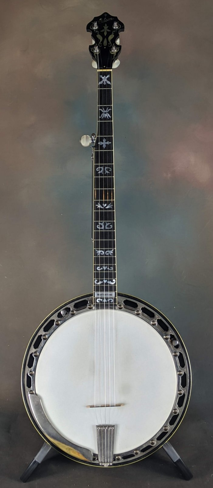 Used Gibson Top Tension Replica Banjo