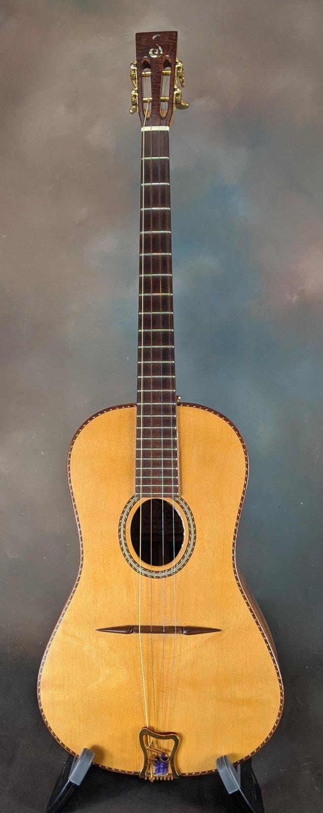 2005 Jack Spira Ditson-Style Tenor Guitar - Made in Australia!