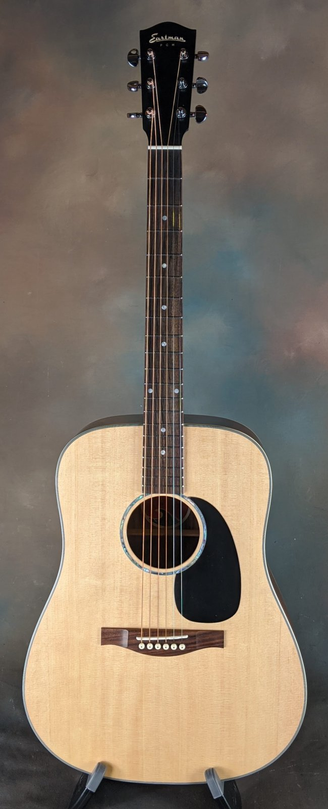 Eastman PCH2-D Acoustic Solid-Top Dreadnaught