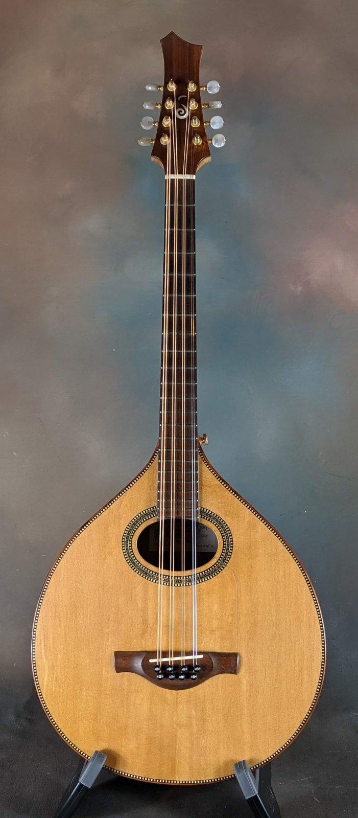 2004 Jack Spira Octave Mandolin