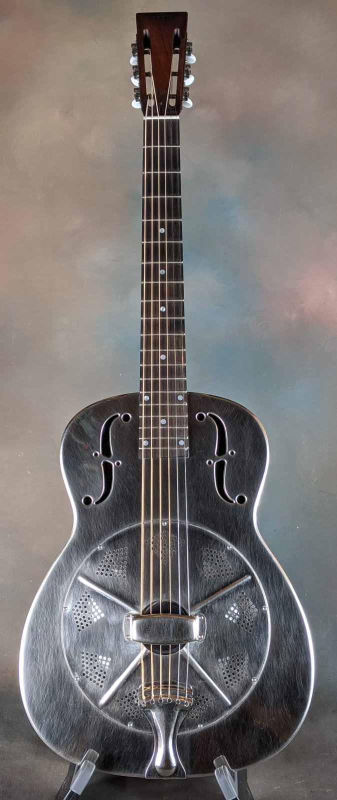 2017 National NRP Steel Body 14-fret Resonator