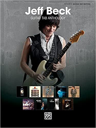 Jeff Beck: Guitar TAB Anthology
