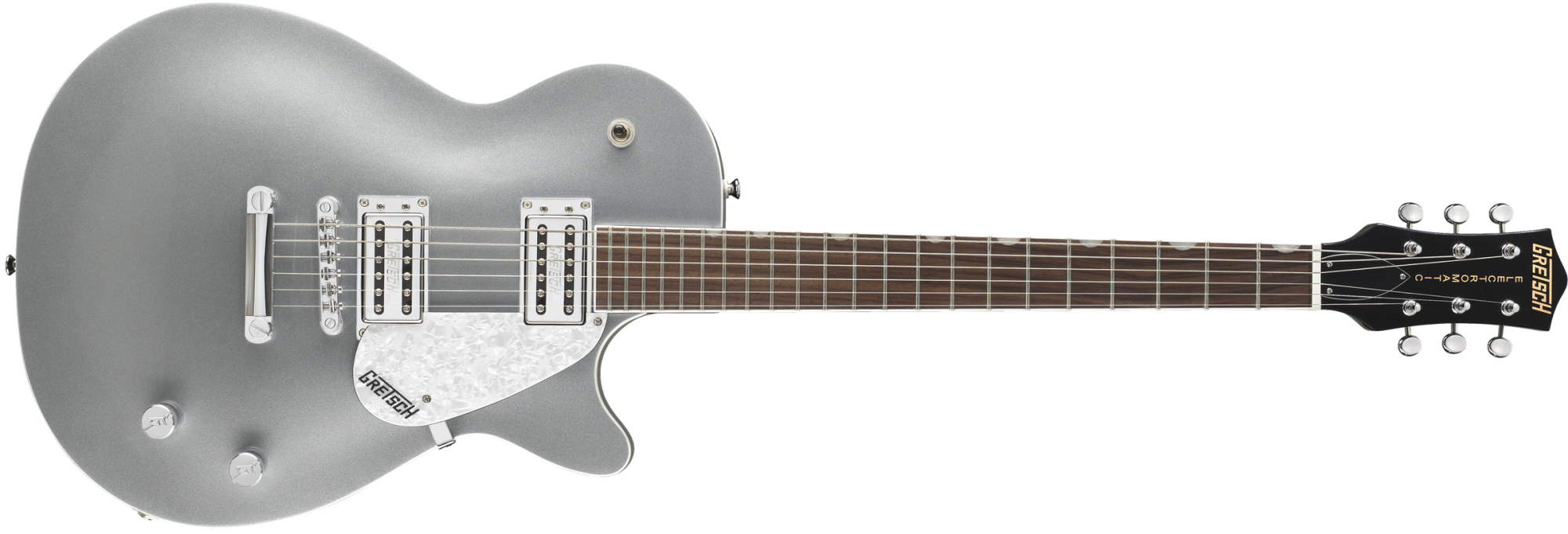 Gretsch Electromatic Jet Club Slvr