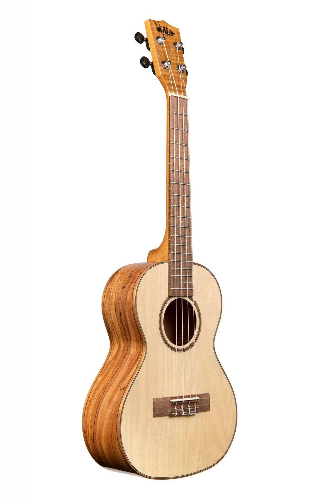 Kala KA-FMTG Tenor Solid Spruce/Flame Maple