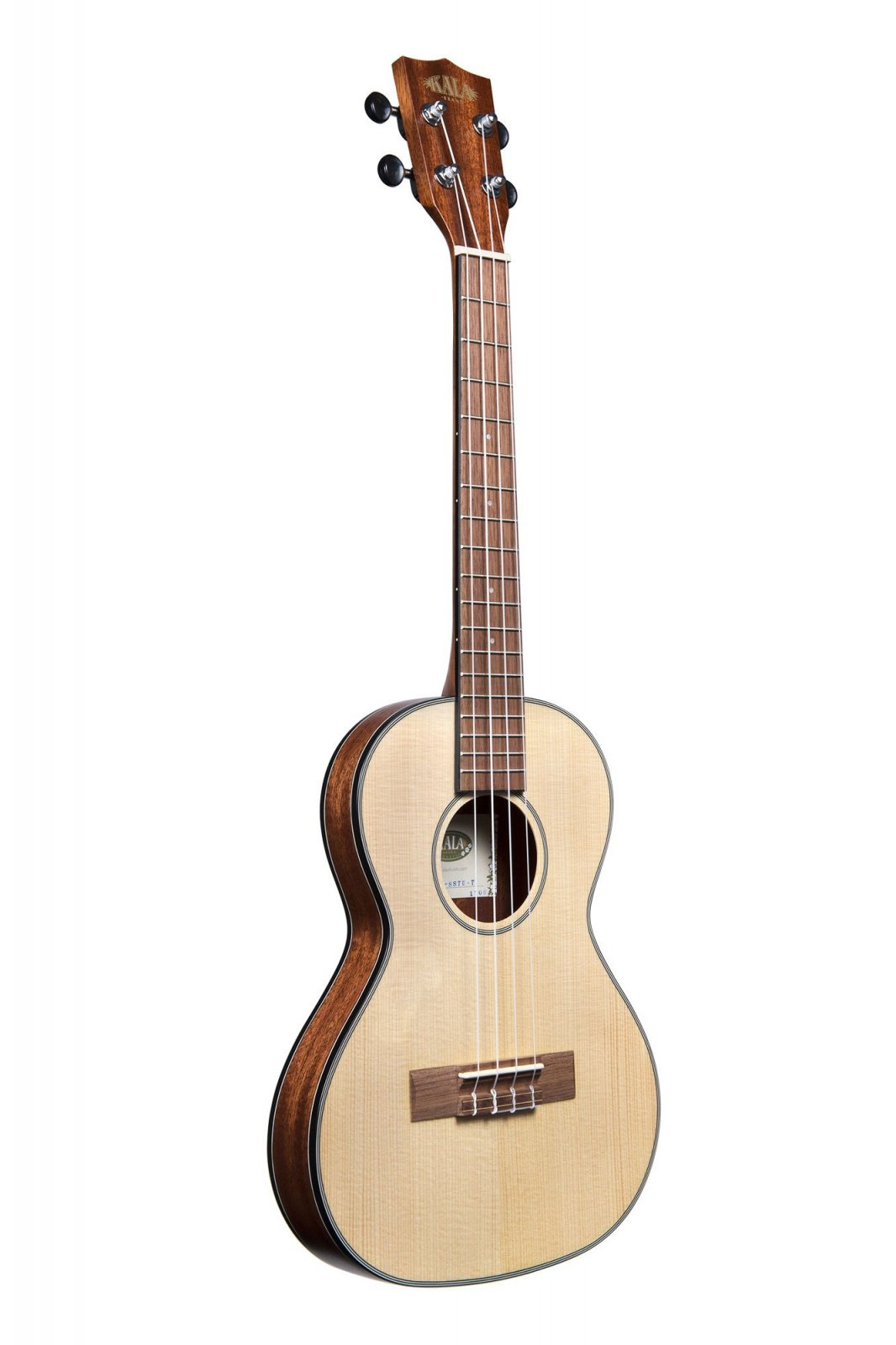 Kala KA-SSTU-T Tenor Thinline Travel Uke w/bag