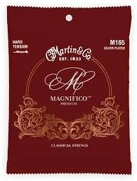 Martin M165 Magnifico Classical Hard Tension Nylon Strings