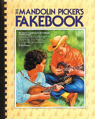 The Mandolin Pickers Fakebook