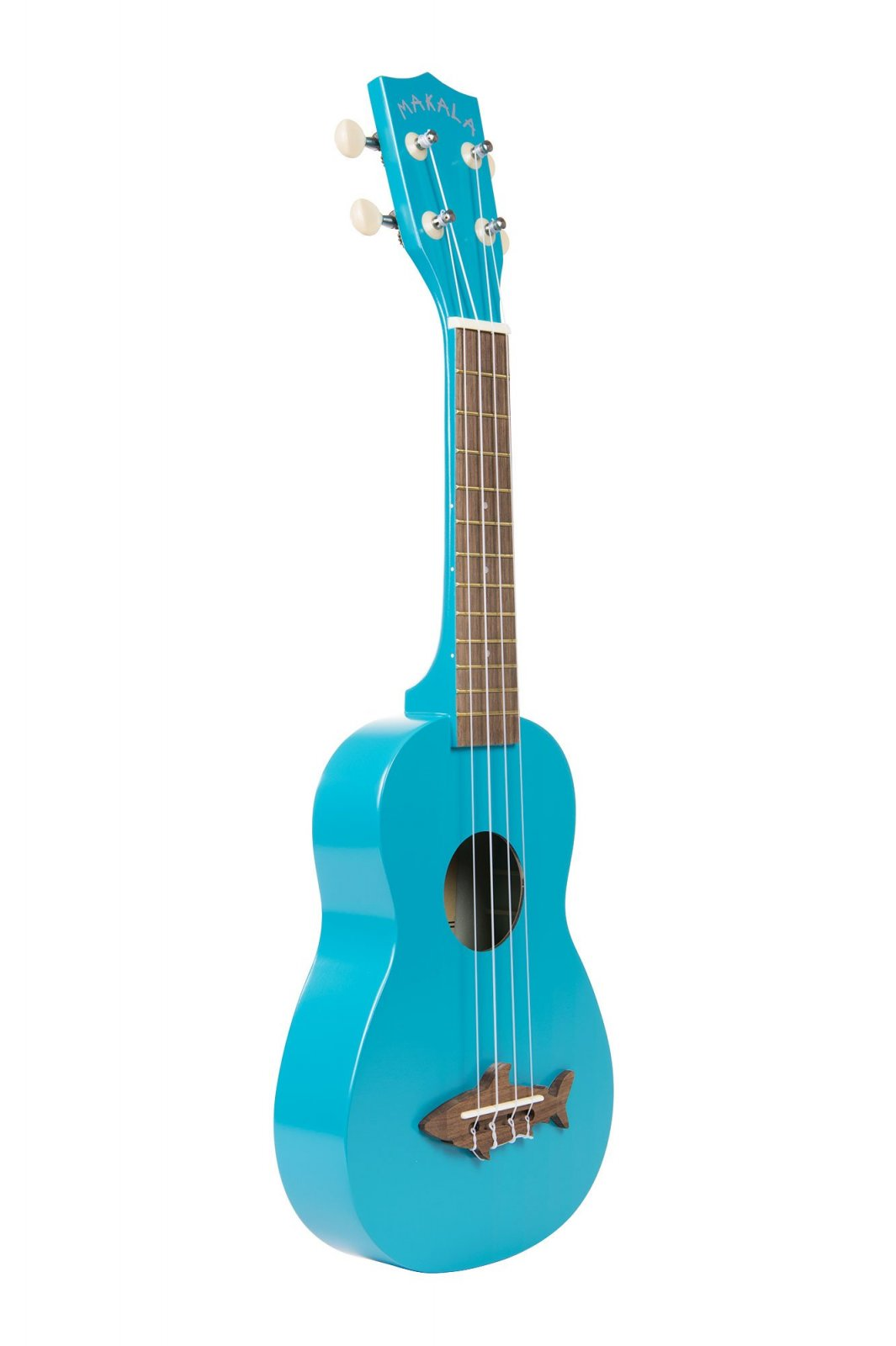 Makala Shark Uke, Soprano - Assorted Colors
