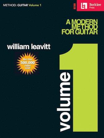 Berklee Press: A Modern Method for Guitar Volume 1 by William Leavitt