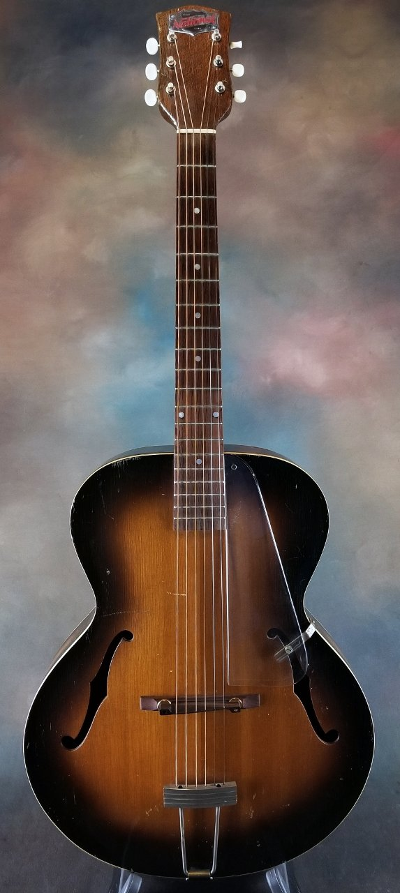 1949 National Model 1145 ArchTop
