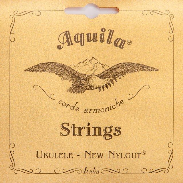 Aquila 5U Soprano Uke Set Low G Wnd