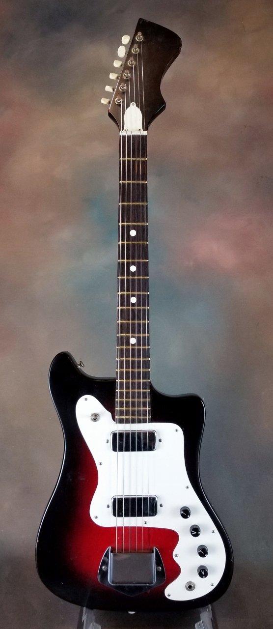 1965 Kay Old Kraftsman K102 Vanguard