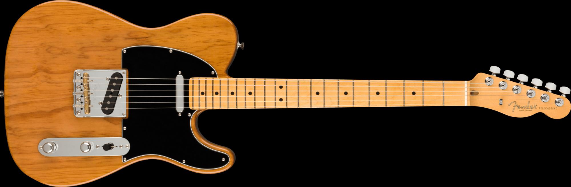 Fender American Professional II Telecaster, Maple Neck