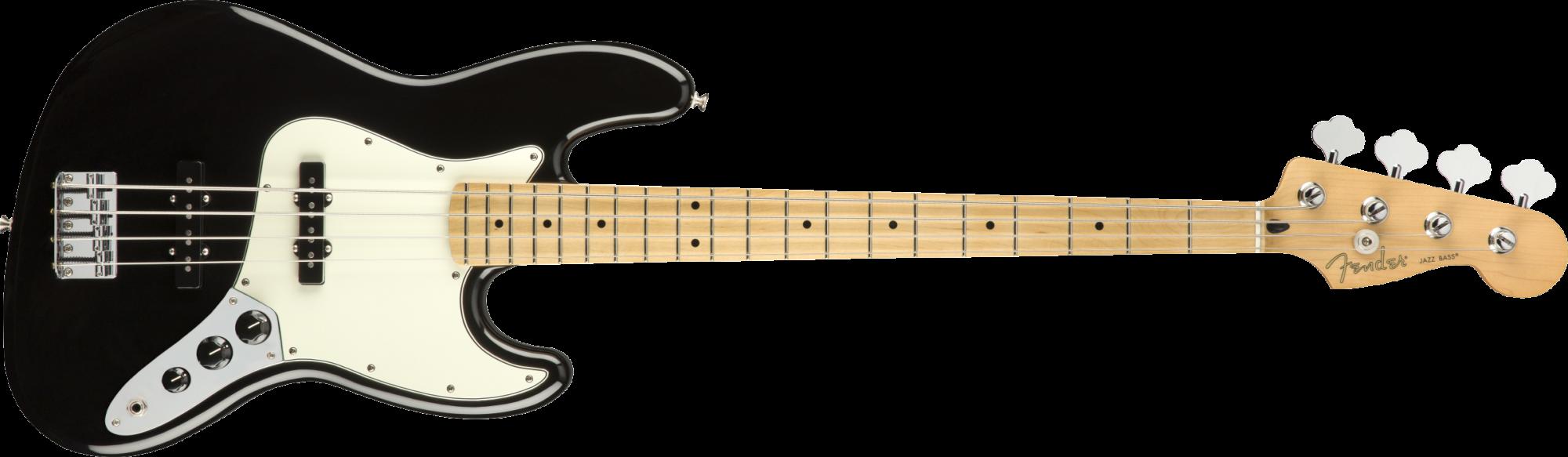 Fender Player Series Jazz Bass, Maple Neck