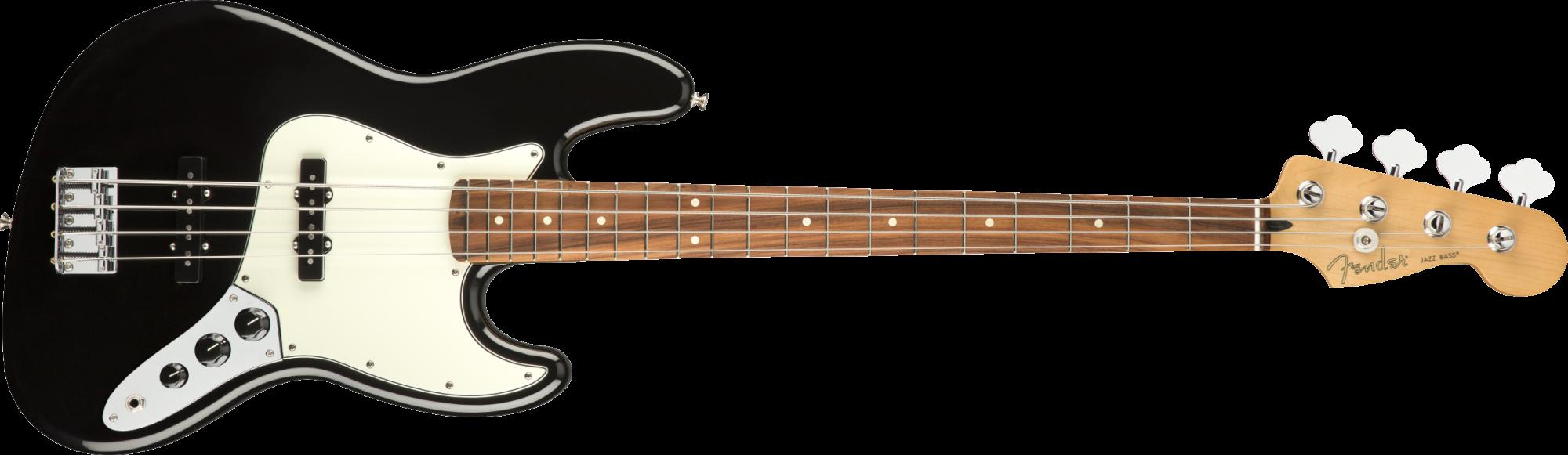Player Jazz Bass, Pau Ferro