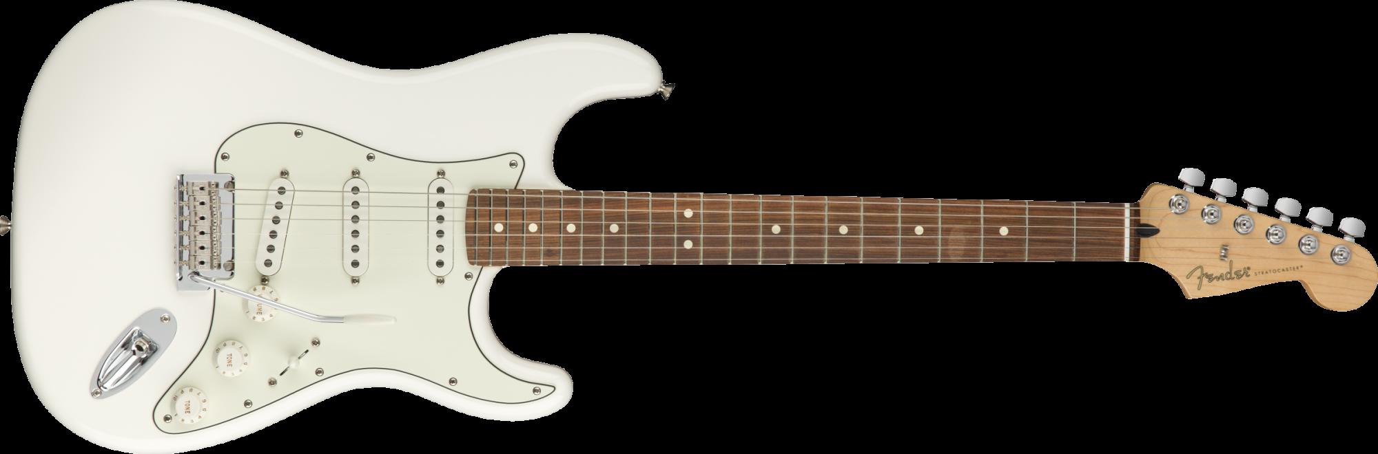 Fender Player Stratocaster Pau Ferro Neck