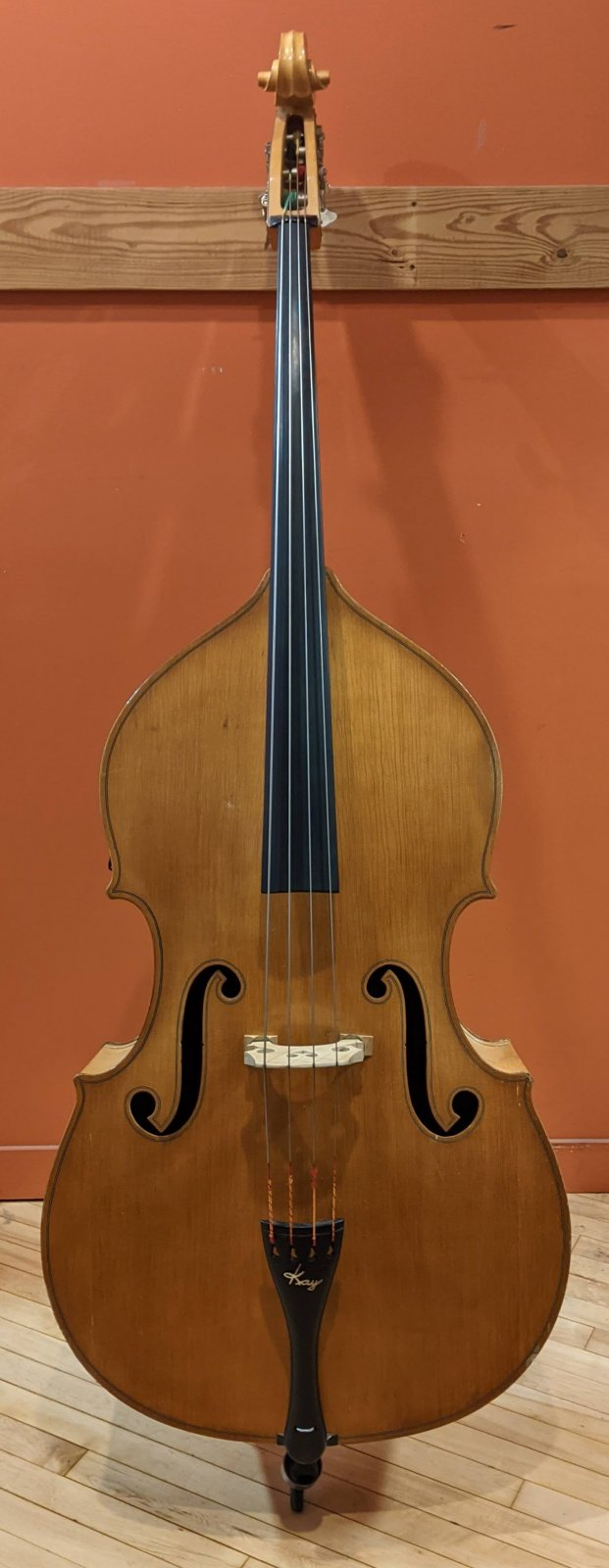 1954 Kay S-9 Swingmaster String Bass