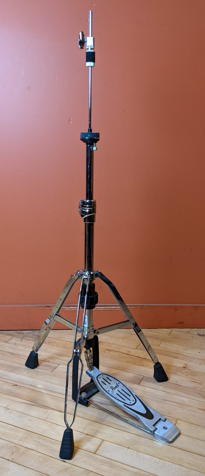 Used Pearl H900 Double Braced Hi Hat Stand
