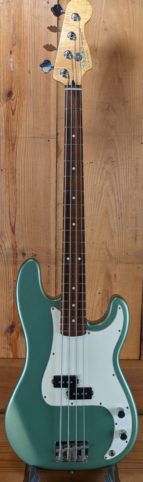 2002 Fender Standard Precision Bass