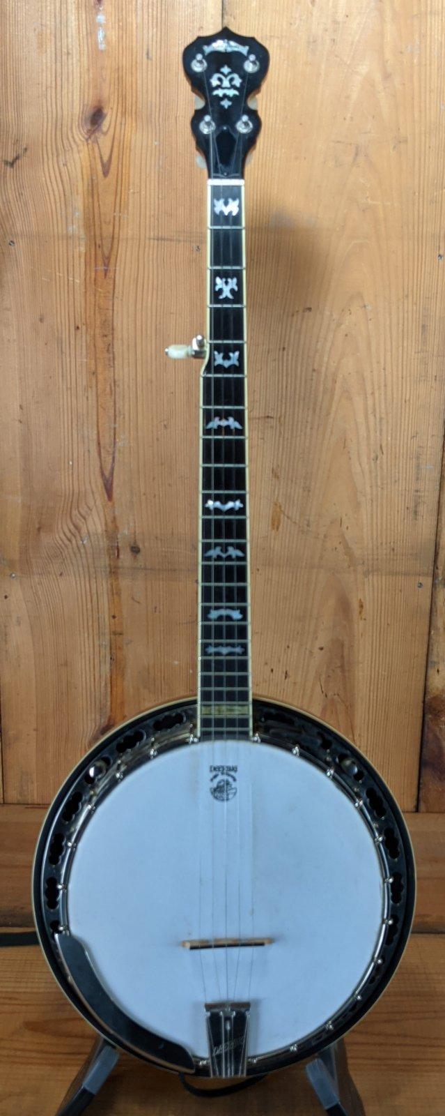 Used Deering Terry Baucom 5-String Banjo