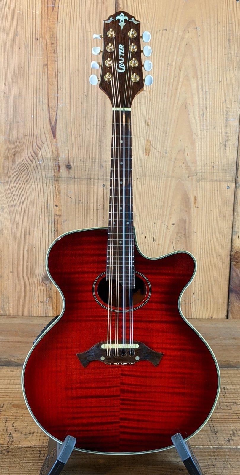 Used Crafter M70E Electric Mandolin