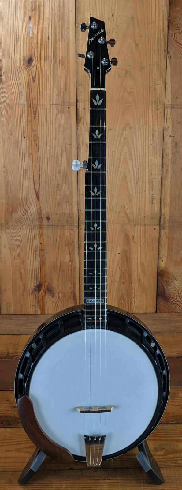 2010 Nechville Eclipse Deluxe 5-String Banjo