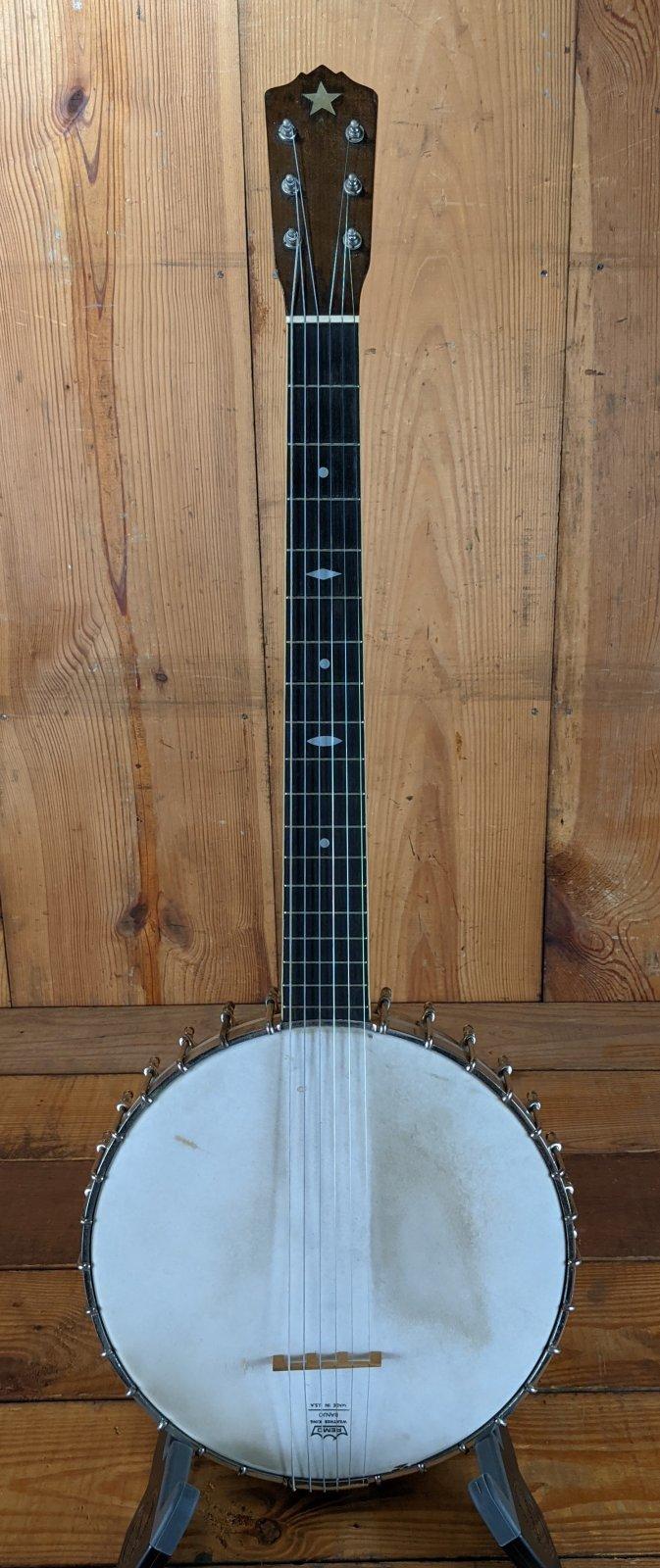 1920s Vega Tu-Ba-Phone Guitar Banjo