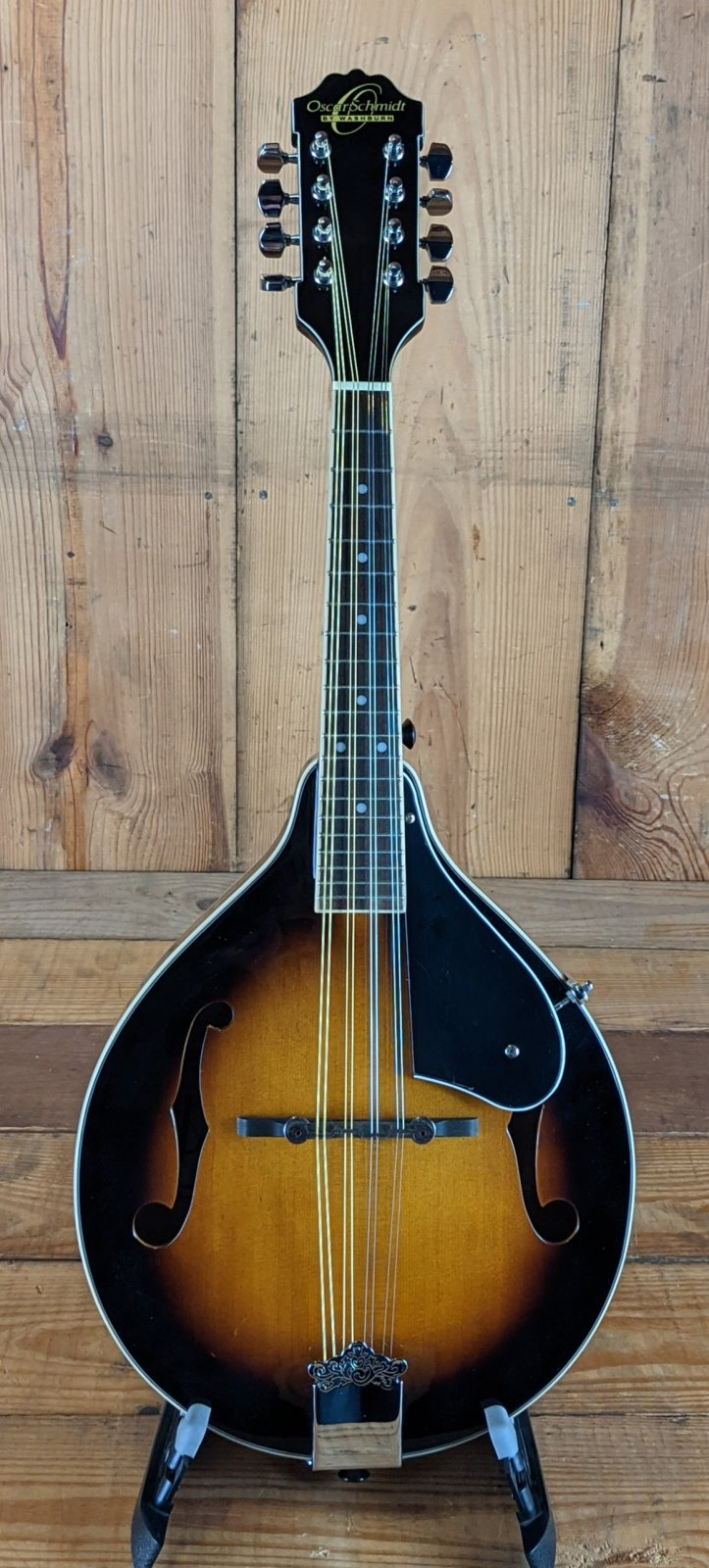 Used Oscar Schmidt OM-10 Mandolin w/ Gig Bag
