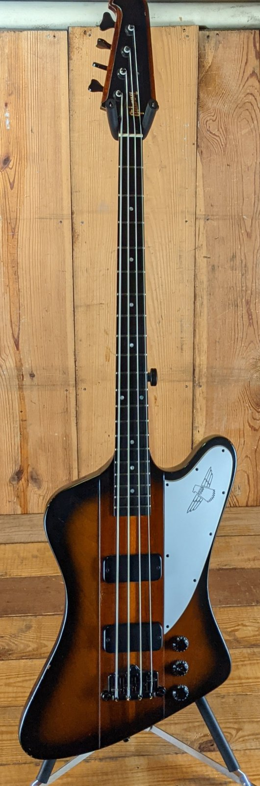 1997 Gibson Thunderbird IV