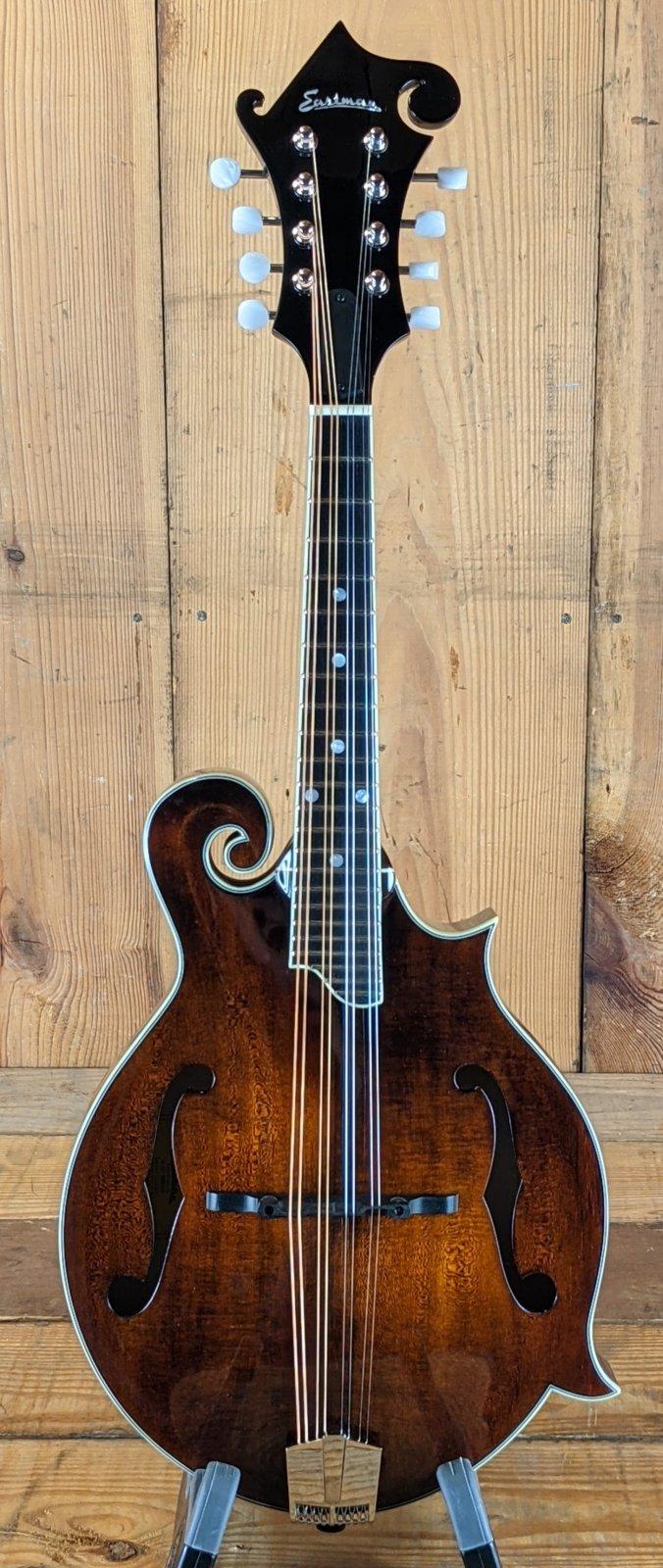 Eastman MD515 F Style Mandolin, Classic Finish
