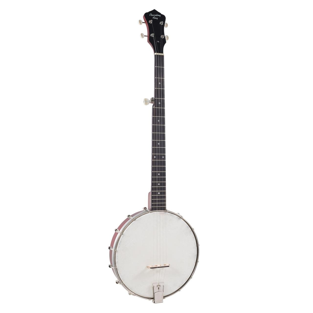 Recording King RKOH-05 Dirty 30s Open-back Banjo