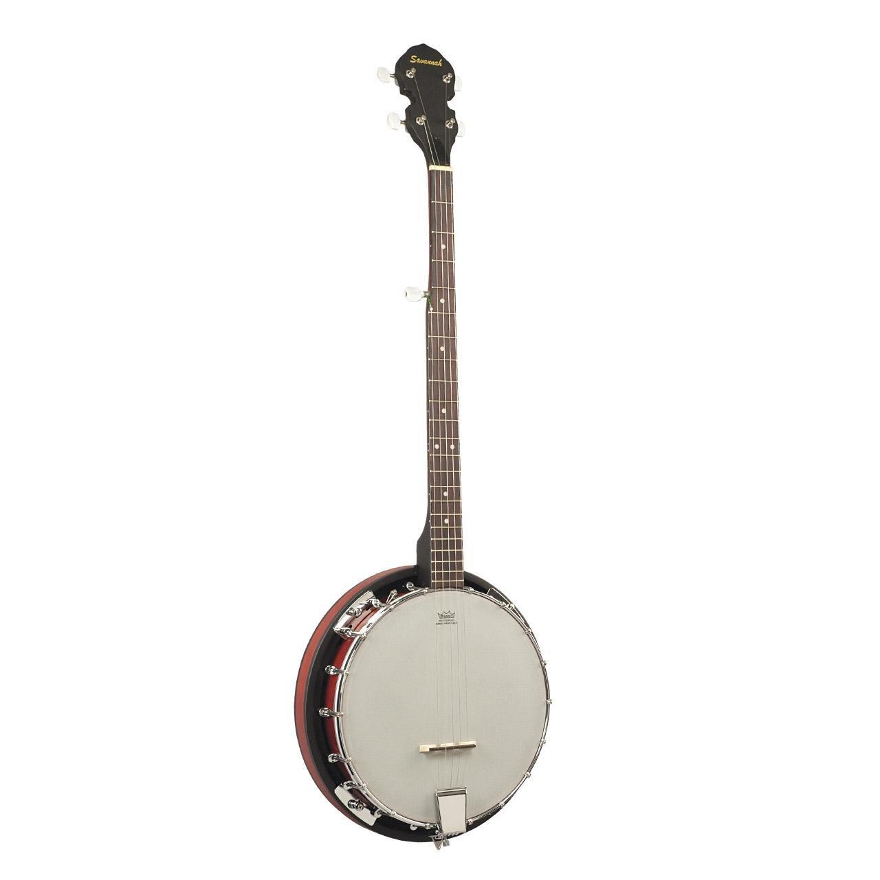 Savannah SB-080 5-String Resonator Banjo