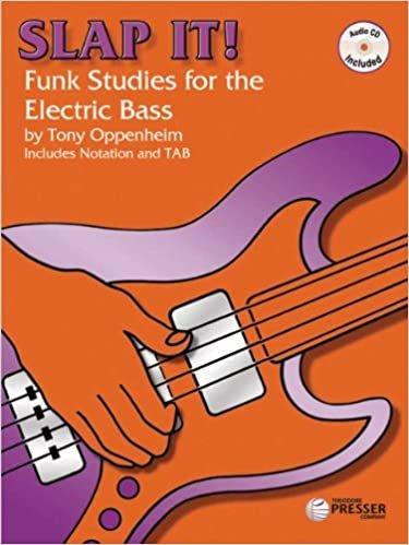 Slap It! Funk Studies for the Electric Bass