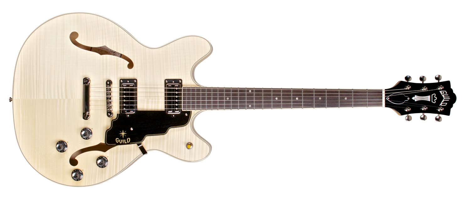 Starfire IV ST Flamed Maple, Natural