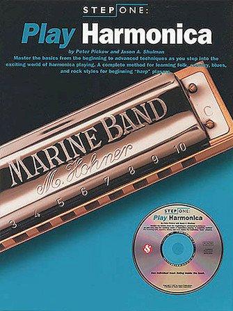 Step One: Play Harmonica