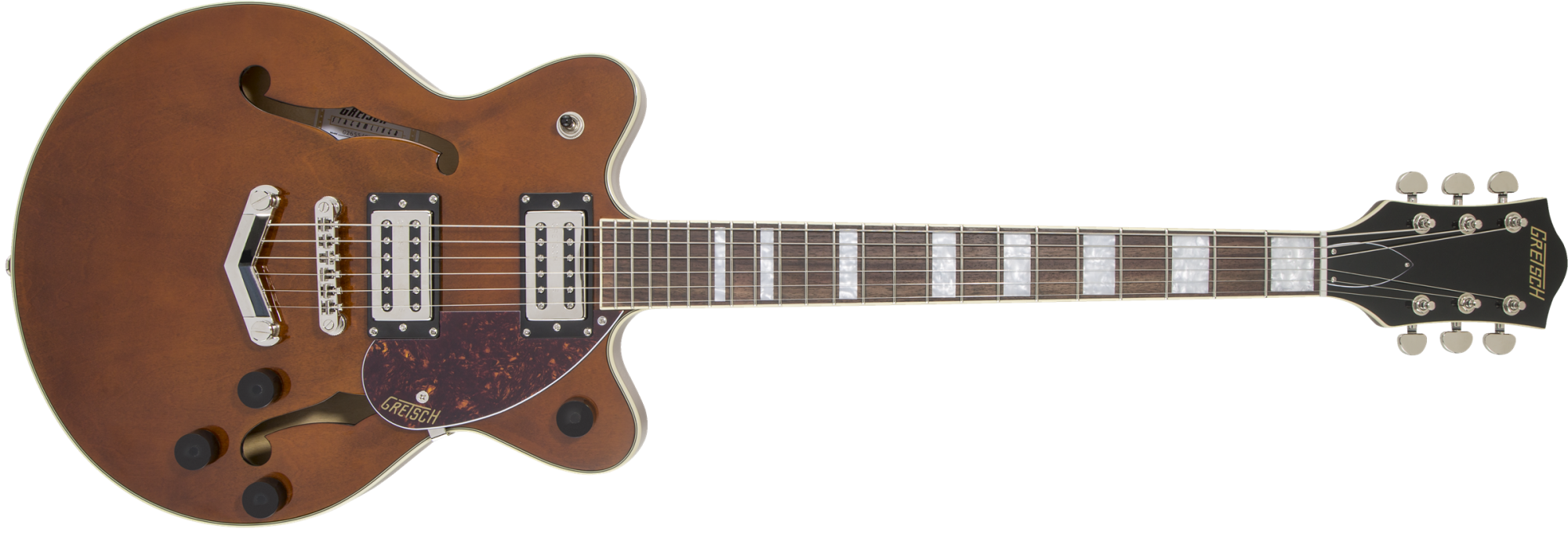 Gretsch G2655 Streamliner Center Block Jr.- Single Barrell
